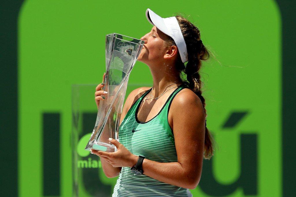 Victoria Azarenka, Miami Open 2016