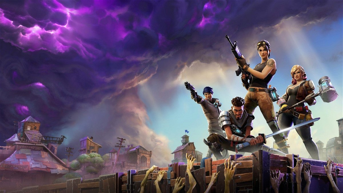 Fortnite Chapter 2 Season 8 Just Started But Its Ending is Already Revealed - EssentiallySports