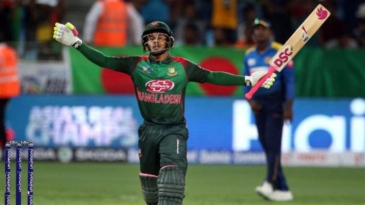 Mushfiqur Rahim Reveals the Reason of His Refusal to Tour Pakistan ...