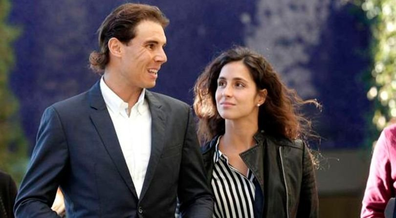 Rafael Nadal Wedding Pictures