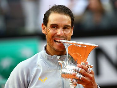 Image result for italian open tennis champion 2018