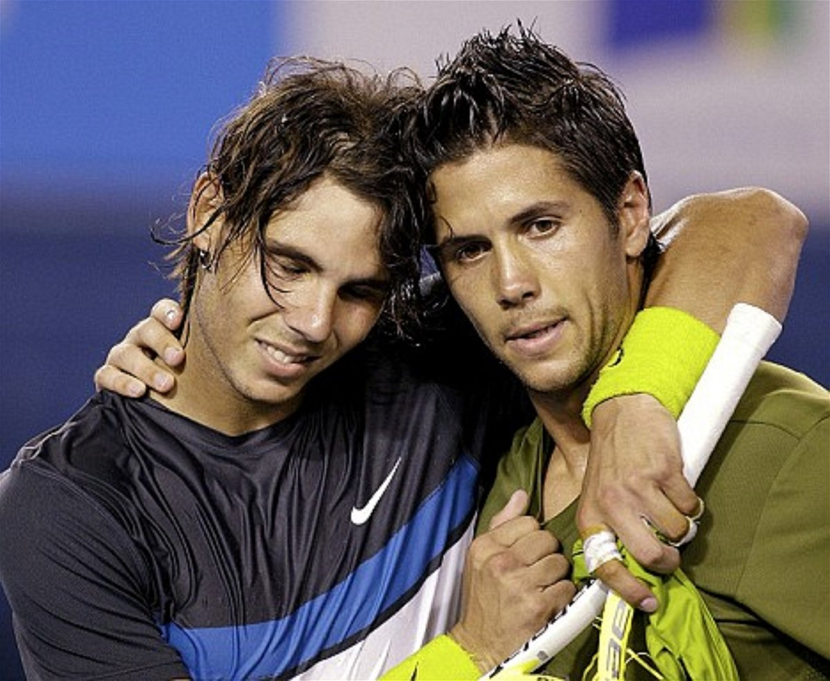 2009 Australian Open, the Spanish Semi-final