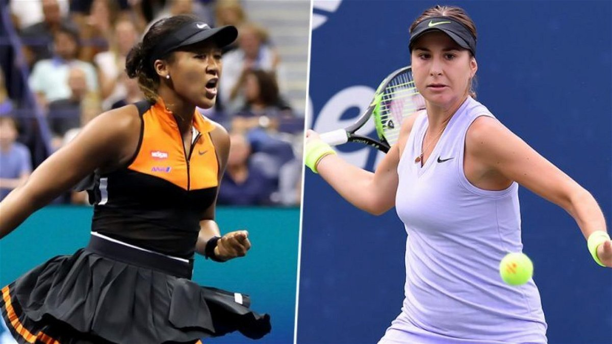 Naomi Osaka vs Belinda Bencic US Open 2019 Live Scores and