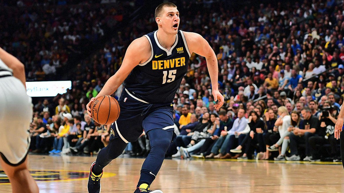 Nikola Jokic of Denver Nuggets