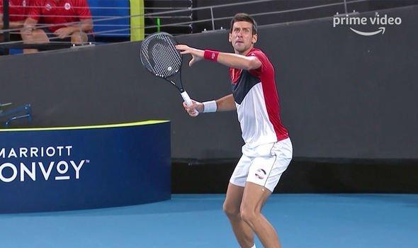 I M Sorry If I Offended Anybody Novak Djokovic Essentiallysports