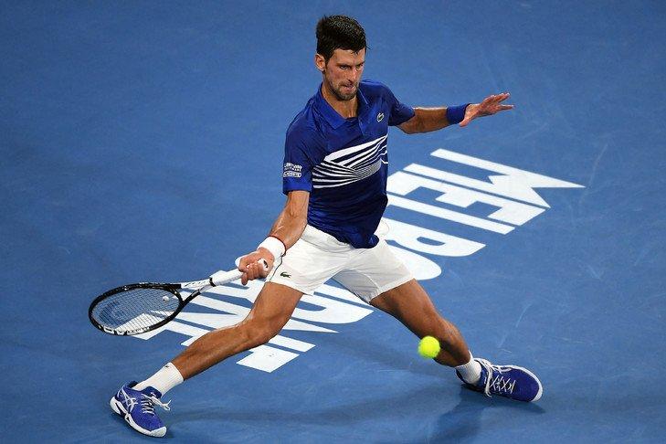 The Customized Shoes of Novak Djokovic