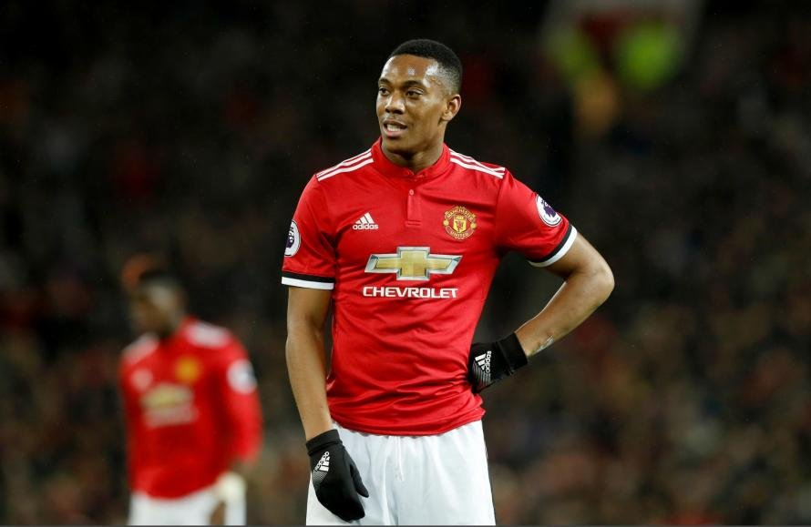 Anthony Martial pursuing Manchester United exit at the end of the season?