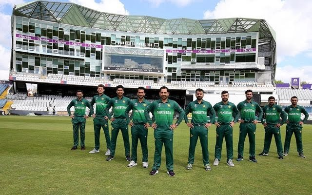 ICC Cricket World Cup 2019: Pakistan Jersey
