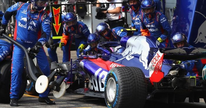 Gasly surprised by wet weather tyre call by Toro Rosso
