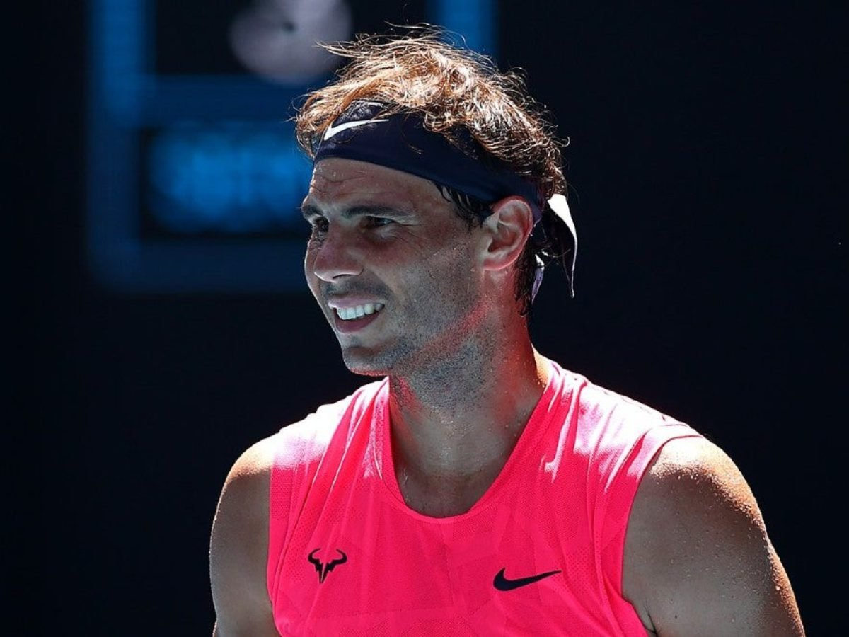 Watch Rafael Nadal Outplayed By His Sister In Tennis Essentiallysports
