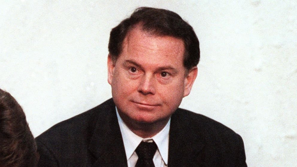 US Figure skating coach Richard Callaghan