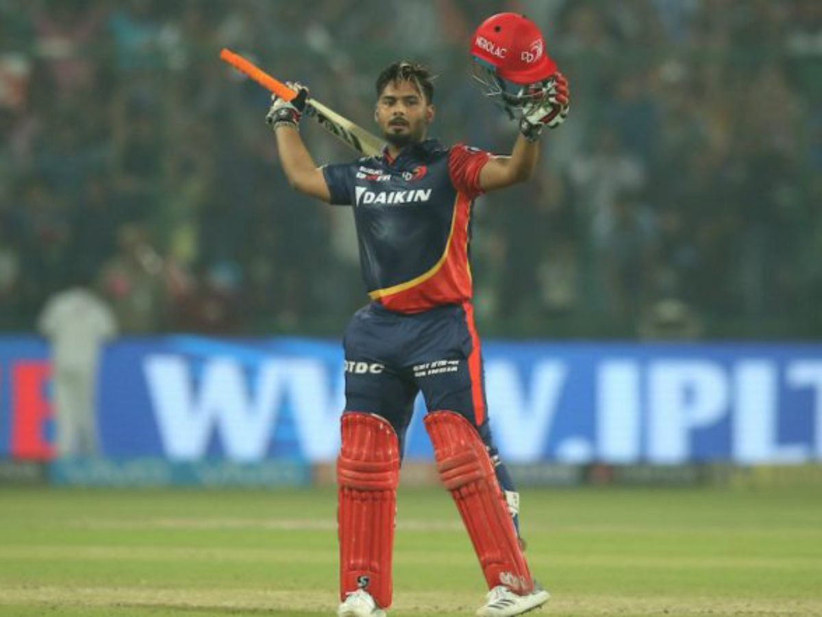 This Is How Twitter Decided To Laud Rishabh Pant For His Unbeaten Century Essentiallysports
