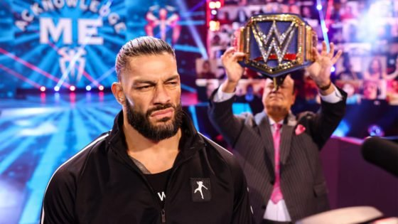 """""""I'm Not Scripted"""" – Roman Reigns Talks About Calling John Cena 'Mr. Missionary' on WWE SmackDown"""