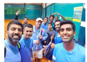 Davis Cup India
