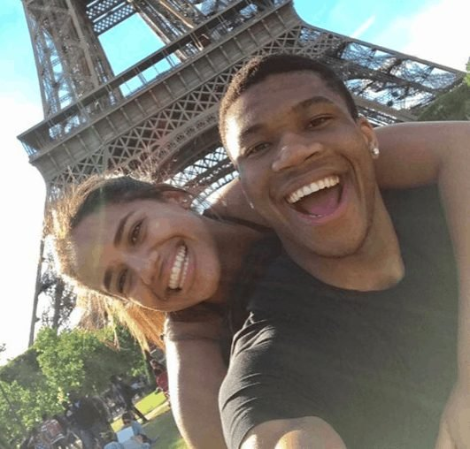 Giannis Antetokounmpo 4 Things To Know About His Girlfriend Mariah Danae Riddlesprigger Essentiallysports