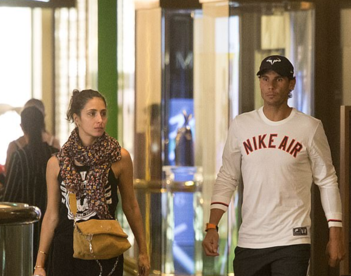 Rafael Nadal And His Girlfriend Heading For A Break Up Essentiallysports
