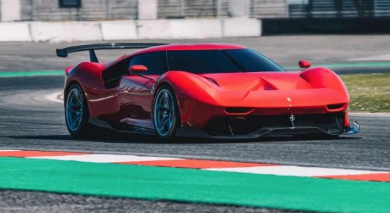 Ferrari Unveil Race Car Inspired One Off Car Essentiallysports