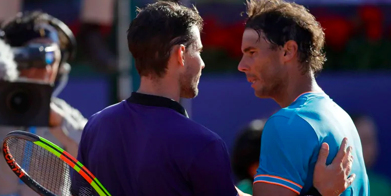 Dominic Thiem defeated Rafael Nadal at Barcelona Open 2019