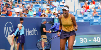 Madison Keys Svetlana Kuznetsova