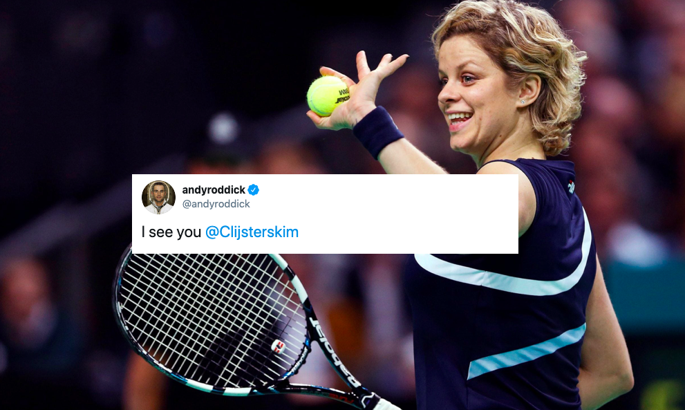 Twitter Reacts As Kim Clijsters Announced Her Return To