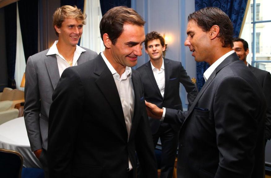 Roger Federer Grateful Of Rafael Nadal For Not Skipping Laver Cup 2019 Essentiallysports