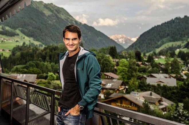 Roger Federer's House