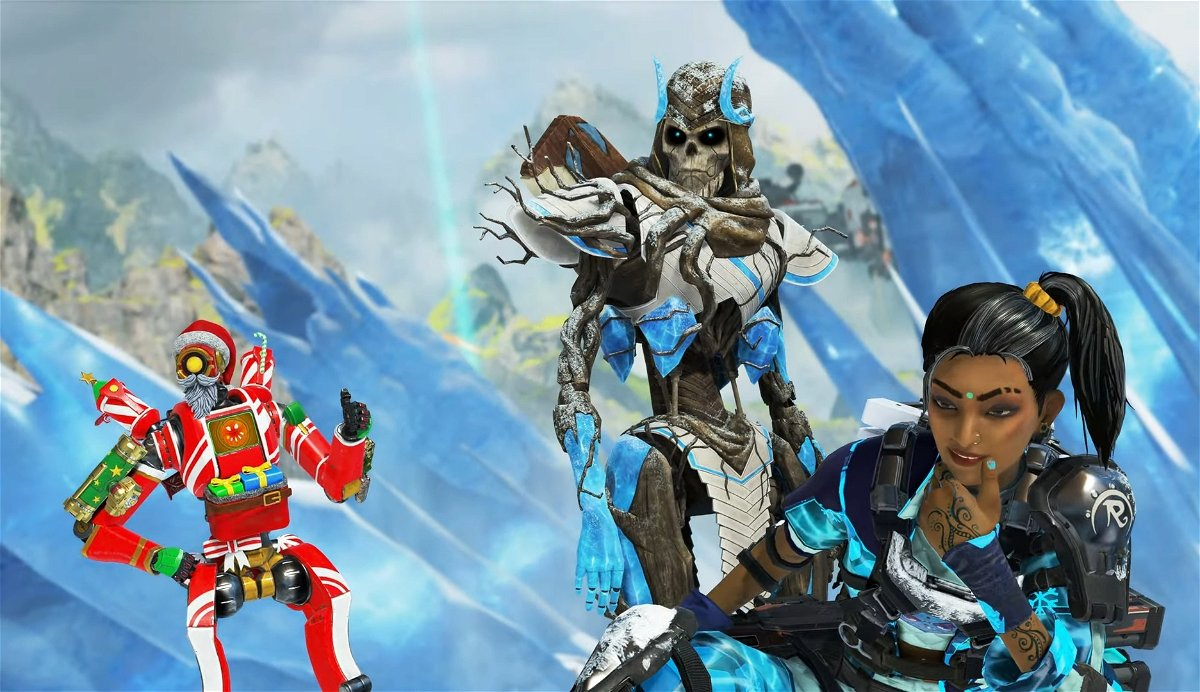 Apex Legends Holo-Day Bash Event is Returning with Fan-Favorite LTM, New Skins, and Rewards - EssentiallySports