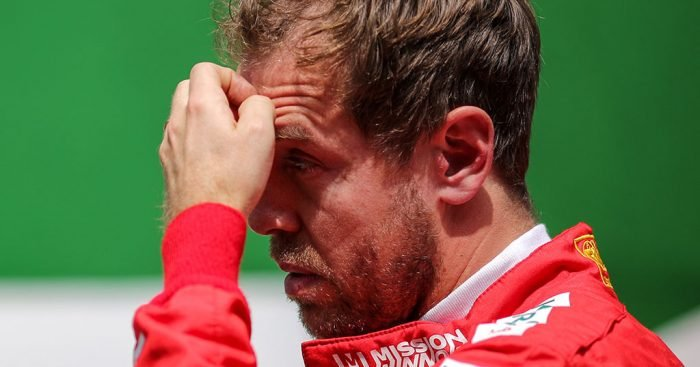 """""""Getting Toxic by the Day""""- Former F1 Driver Believes Sebastian Vettel Could Leave Ferrari Sooner Than Expected - Essentially Sports"""