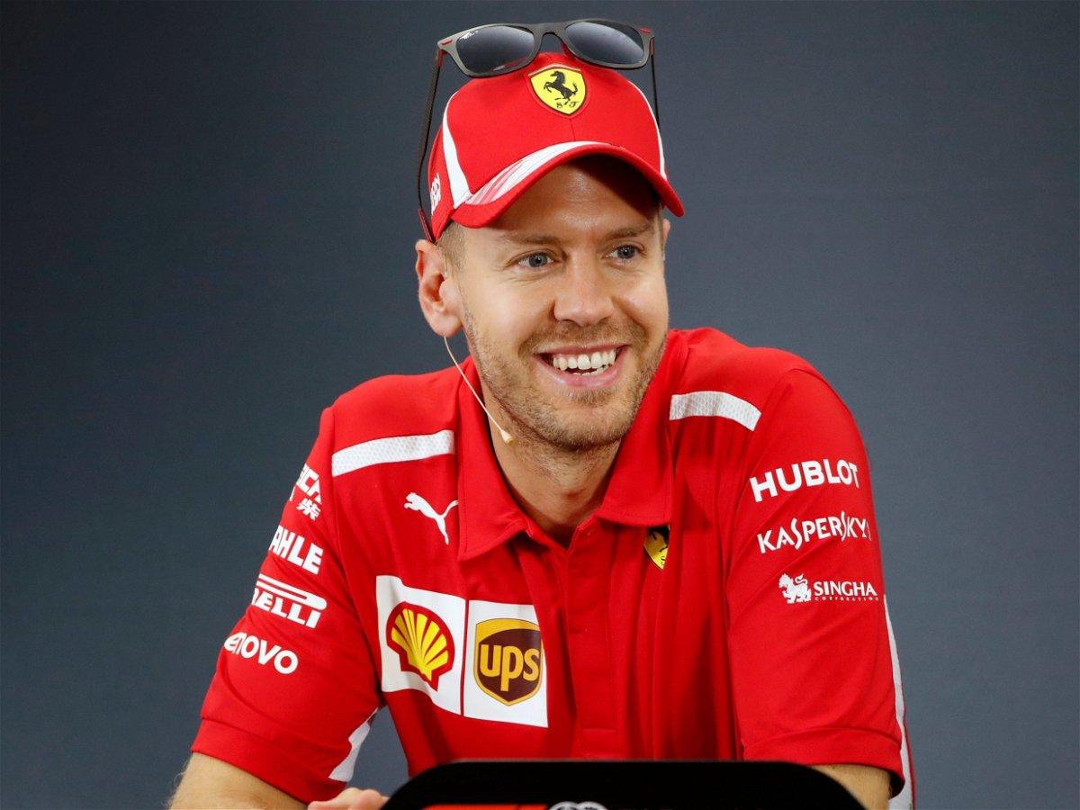 Sebastian Vettel Promises a Different Ferrari in 2019 - Essentially ... 4a604fc9224