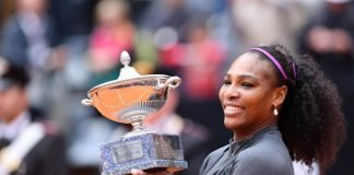 Serena Williams, Rome Masters 2016