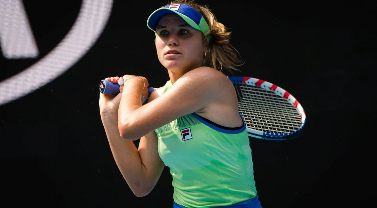 Watch Sofia Kenin Narrates The Story Of Her Life Essentiallysports