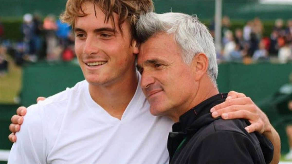 This Father Son Relationship Is Very Difficult Stefanos Tsitsipas Essentiallysports