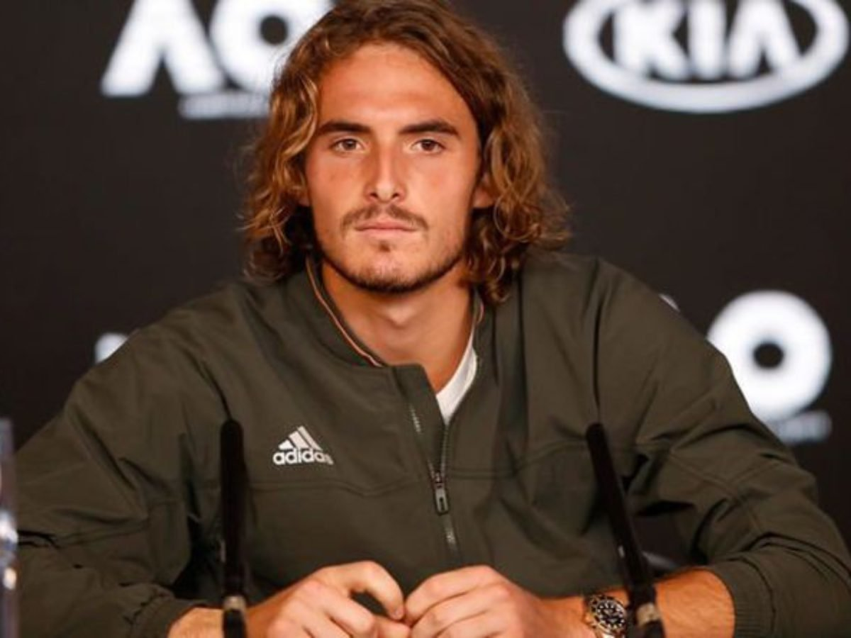 Stefanos Tsitsipas Doesn T Support The Concept Of On Court Coaching Essentiallysports