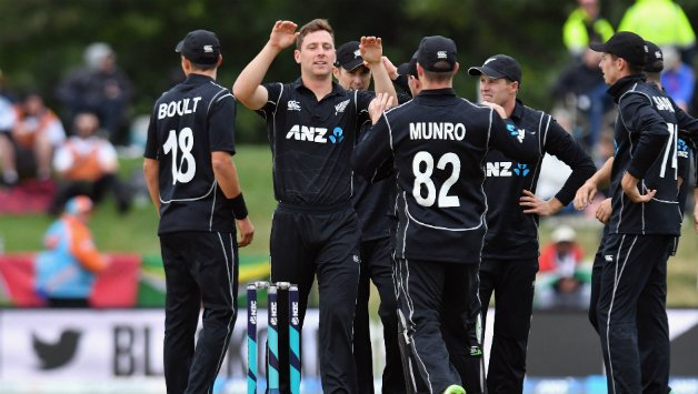 ICC Cricket World Cup 2019: New Zealand Jersey