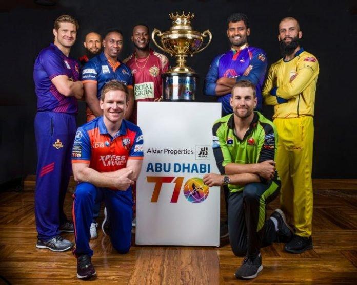 Abu Dhabi T10 League 2019