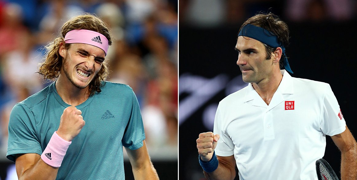 Stefanos Tsitsipas Says Roger Federer S Game Is Not Easy To Copy Essentiallysports