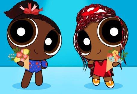 Cartoon Network Pays Tribute to Tokyo Olympics Trailblazers Naomi Osaka and Simone Biles