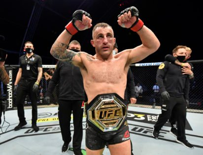 'Little Sensitive Spoiled Little Brat'- Alexander Volkanovski Weighs In on Brian Ortega Ahead of Their Title Bout at UFC 266