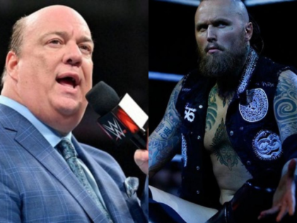 """""""Me and Paul Meshed"""" – Malakai Black Details His Relationship With Paul Heyman in WWE"""