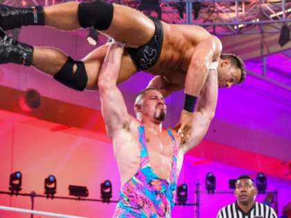 Drew McIntyre Reacts To Bron Breakker Making a Dominating WWE NXT 2.0 Debut
