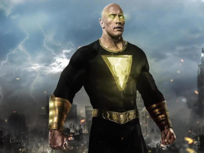 Famous YouTubers Go Crazy Over Seeing Dwayne 'The Rock' Johnson in First Look of DC's Adam Black