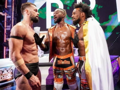 Finn Balor Puts Xavier Woods on Notice Prior to King of the Ring Final at WWE Crown Jewel