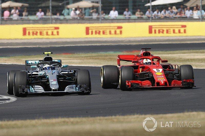 Valtteri Bottas vs Lewis Hamilton