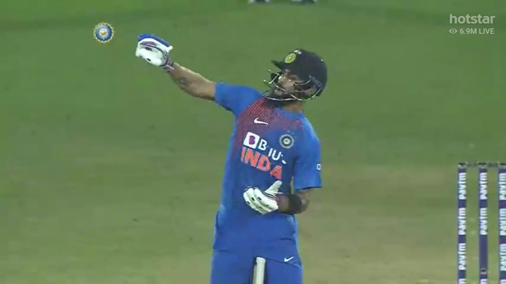 India Vs West Indies T20 2019 Virat Kohli Mocks Kensrick