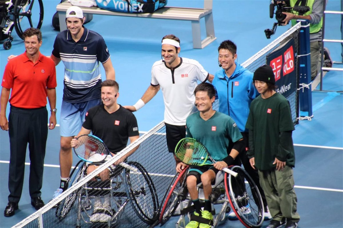 John Isner Federer Nadal Djokovic Are Selfish Essentiallysports