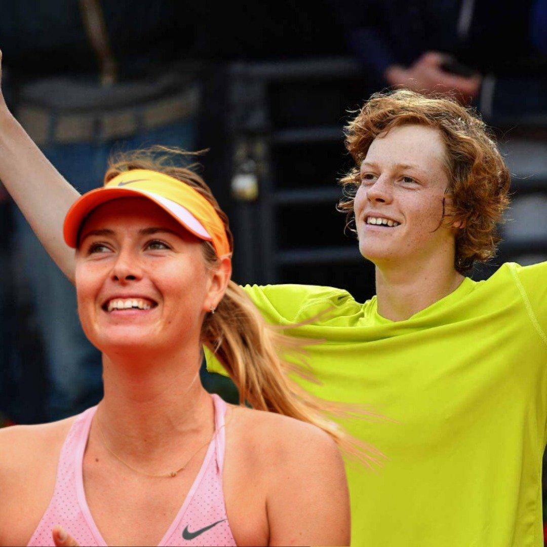 Jannik Sinner Thanks Maria Sharapova For Precious Advice - Essentially Sports