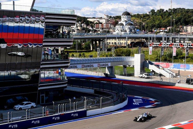 Russian Grand Prix 2019 Schedule Essentiallysports