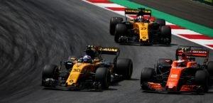 2018 F1 title
