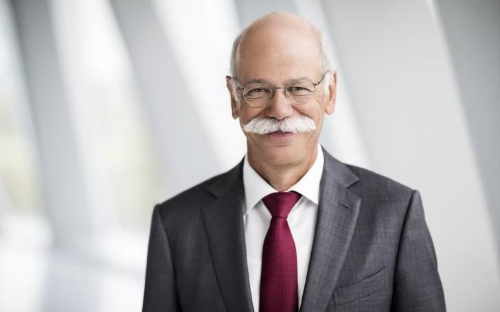 Mercedes chairman Dieter Zetsche