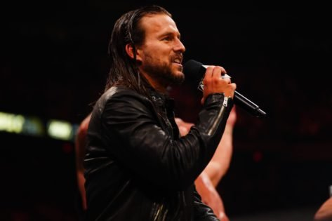 Adam Cole Vows to Whoop Tony Schiavone's A** if He Gets Too Close to Dr. Britt Baker on AEW Dynamite